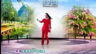 红领巾广场舞 神州舞起来 附口令分解