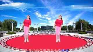 红领巾广场舞 跟着幸福走 慢速口令教学