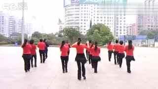 安庆舞缘广场舞 活力加加