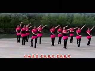 安庆舞缘广场舞 青青草原