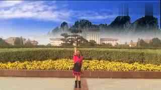 安庆小红人广场舞 中国字画