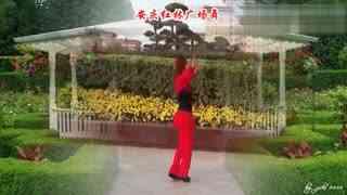 安庆小红人广场舞 老天爷