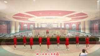 安庆小红人广场舞 青春飞扬