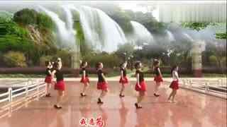 安庆小红人广场舞 善良的姑娘