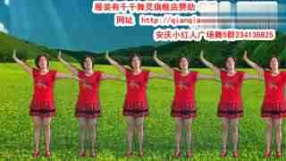 安庆小红人广场舞 母亲