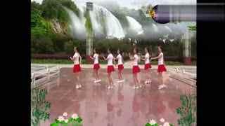 安庆小红人广场舞 动听的情歌