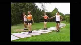 v瑜伽瑜伽华数内衣减肚子减肥瘦身健美操--视频减震瘦腿不瘦胸图片