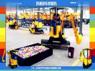 钩机视频大全 挖掘机工作视频表演 挖掘机视频玩具模型挖掘机装车视