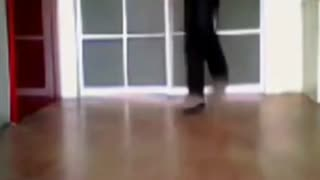 蝴蝶步教学视频慢动作 鬼步舞seve蝴蝶步性感