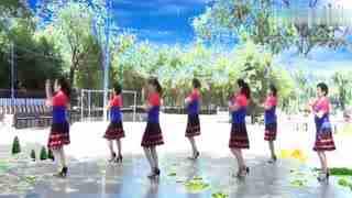 北京舞之缘广场舞 一物降一物
