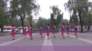 北京舞之缘广场舞 你给我的爱