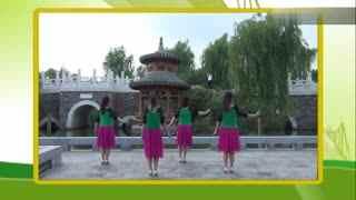 北京舞之缘广场舞 你是我今生的依靠