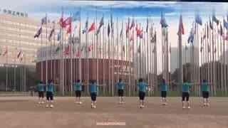 北京舞之缘广场舞 山花朵朵开