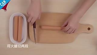 火腿肠的3种进阶吃法