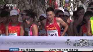 【竞走】王镇:里约赢得自信 东京期待卫冕