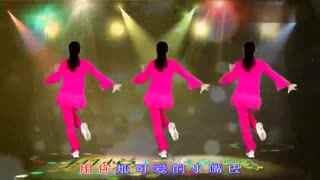 滨海新区汉沽和悦广场舞 恋爱恰恰