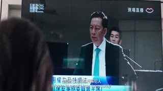 《寒战2》李文斌蔡元祺 简大状见师弟3