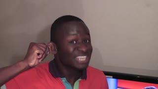 魔性非洲boy 小哥吐槽蟒蛇视频