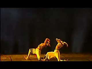 民族舞视频 现代舞蹈教学视频 宠爱