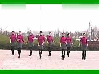 春雨广场舞 动感舞曲