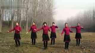 春雨广场舞 朝圣西藏