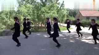 翟镇兴隆广场舞的士高十个男人七个傻...