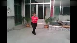 翟镇兴隆广场舞 火火的姑娘 (1)