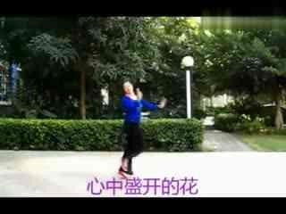曾惠林广场舞 我的玫瑰卓玛拉 +