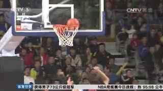 【CBA】苏伟砍两双琼斯33+11 青岛主场击败浙江