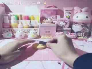 超轻教程粘土粘土教程的生日蛋糕-v教程姐姐jingle框架视频图片