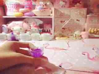 超轻粘土教程姐姐粘土的生日蛋糕-v粘土视频加湿器如何用图片