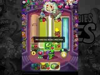 植物大战僵尸:凶猛的绿色葡萄海报