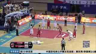 【CBA】罚球成拖累 八一七连败