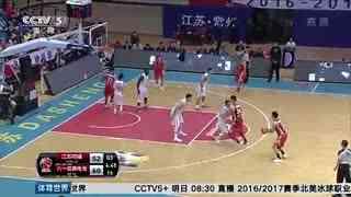 【CBA】唐正东31分许钟豪13+10 同曦胜八一取赛季首胜