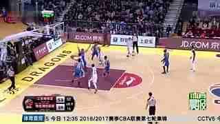 【CBA】双外援合砍63分江苏主场胜青岛 终结对手连胜
