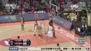 【CBA】山西男篮远投高效 客场击败北控