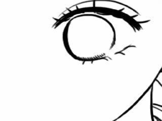 十分钟学画动漫人物--小泉