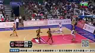【CBA】刘晓宇10分弗雷戴特38+8+8 上海108-89胜山西