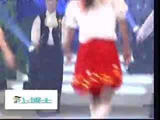幼儿园舞蹈教学律动少儿拉丁舞街舞课间操--barbarbar大班视频舞蹈图片