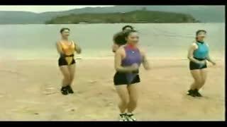 瘦身健美操完整视频 第一套全国健美操大众锻