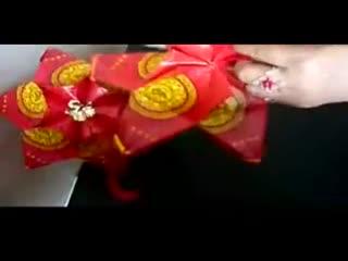 大红灯笼制作视频教程 立体折纸大全图解 小兔子灯笼制作方法图片