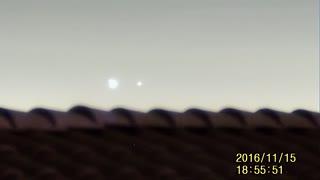 美国51区上空惊现3颗发光圆球 再惹ufo疑云