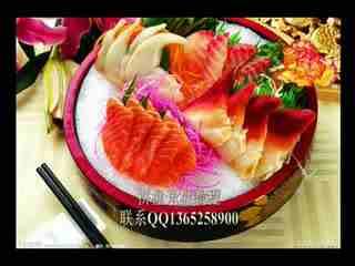 花式水果拼盘 食品雕刻莲花,如何制作水果拼盘