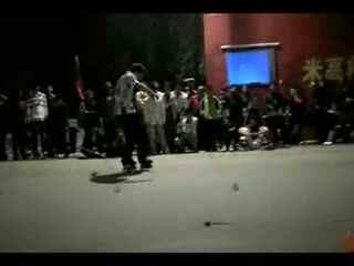 轮滑视频技巧轮滑表演旱冰视频溜冰天--华号五第二次发射教程长征图片