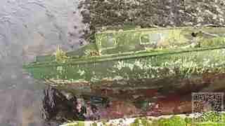 """澳海岸惊现""""鬼船""""残骸 船员乘客均销声匿迹"""