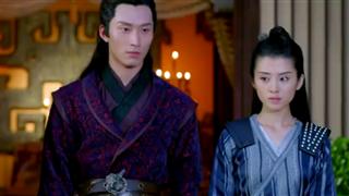 《楚乔传》燕洵要离开长安返回燕北,得知楚乔处境,冒险前去救她.
