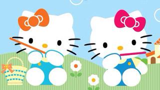 凯蒂猫:动画英语系列