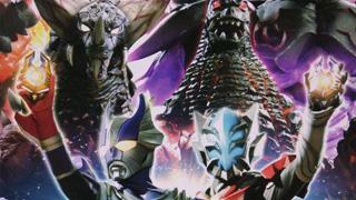 奥特银河 大怪兽之战 无尽的圣战