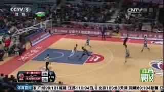 【CBA】罚球成赢球关键 青岛男篮客场险胜浙江