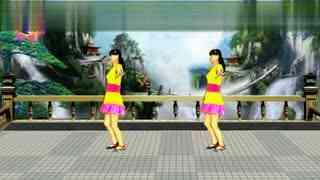 南之新女女广场舞 秀丽江山